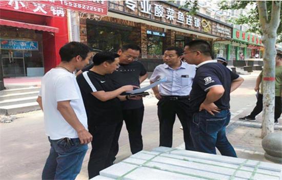 郑州市西史赵村党总支:强化党建引领 推进社区改造