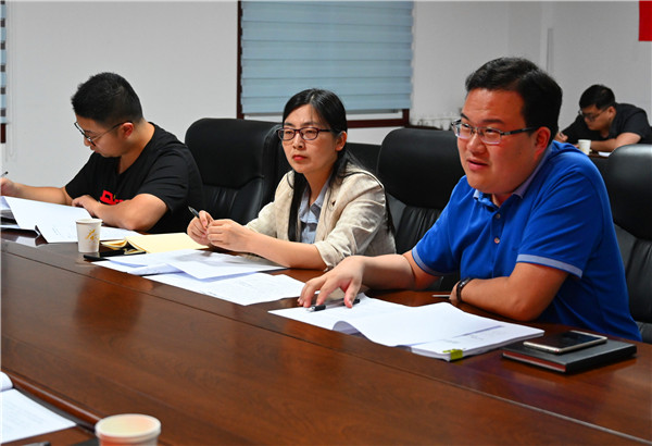 南阳市高新技术产业开发区人民法院、检察院召开醉驾型危险驾驶案件研讨会