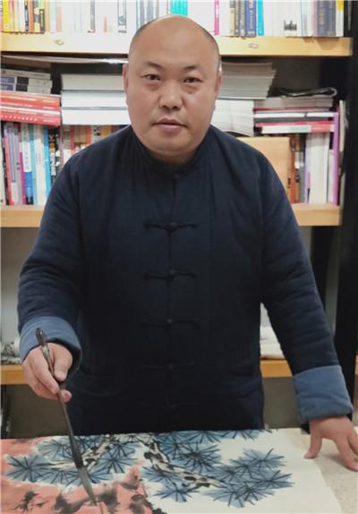 画家杨永刚庚子年新作欣赏
