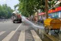 雨后大冲洗漯河142条道路街清景明!疏通排隐患提升应急能力