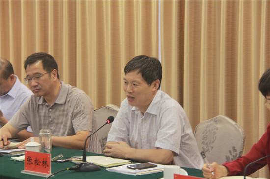 三门峡市统战部部长座谈会在渑池召开