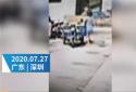 中通快递员否认掌掴女顾客事件始末 网友:监控不会说谎
