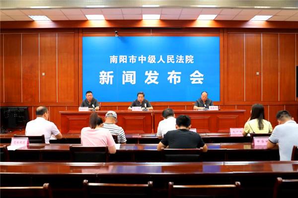 南阳两级法院涉军维权典型案例