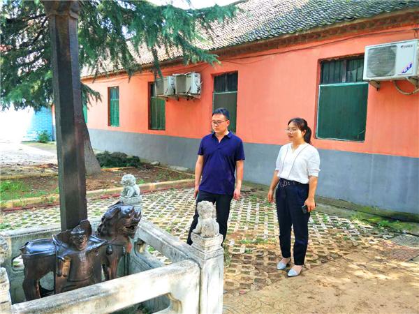 唐河县源潭镇:重温共青团革命历史 点燃青春奋斗之志