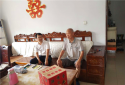 """南召县农商银行:""""八一""""走访慰问 情暖退役军人"""