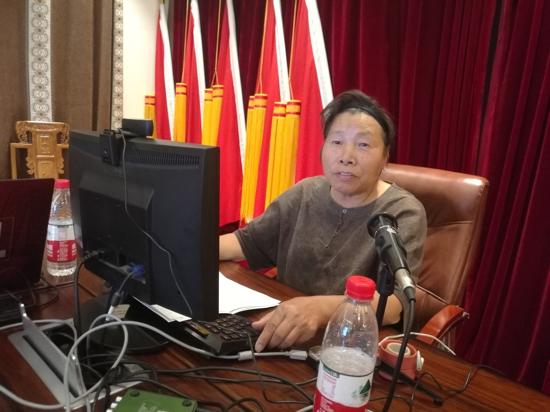 吴树兰:抓住机遇 在乡村振兴和产业扶贫中发展企业