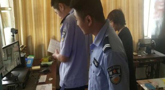汝南县公安局三门闸派出所开展辖区安全隐患大排查行动
