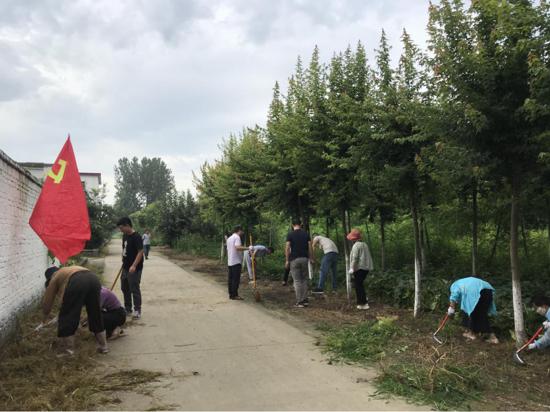 遂平县石寨铺镇:推进人居环境整治,建设美丽宜居乡村