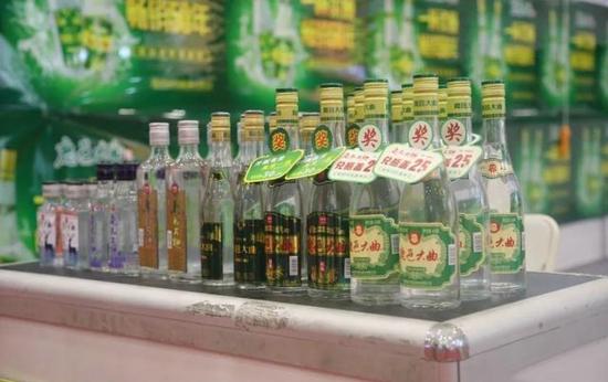 名酒宋河飘香首届中国(郑州)食品博览会
