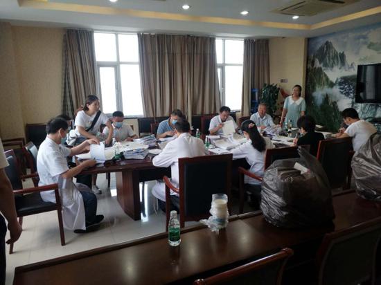 汝南县重症慢性病体检结果  鉴定工作火热进行中