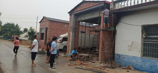 遂平县石寨铺镇:持续打好农村人居环境整治提升人海战