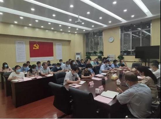 郑州市委统战部组织学习《习近平谈治国理政》第三卷