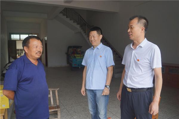 """新野县施庵镇:""""党建和创""""助力全域党建"""