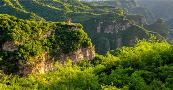 八月丨夏末秋初的洛阳荆紫仙山有多美