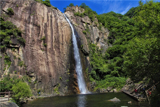 南召九龙瀑布群|缤纷山水,发现之旅