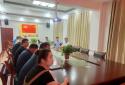 义马市交通运输局组织观看省委老干部局《民法典》解读报告会