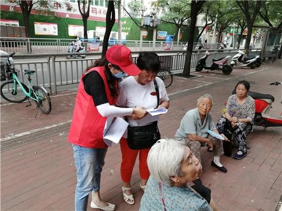 南阳路街道:强化党建引领 注重深度融合 实施挂图作战