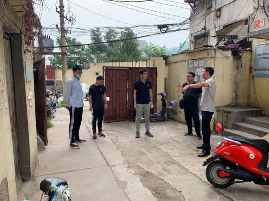 郑州南阳路街道丰乐社区:齐头并进抓改造 挂图作战促提升