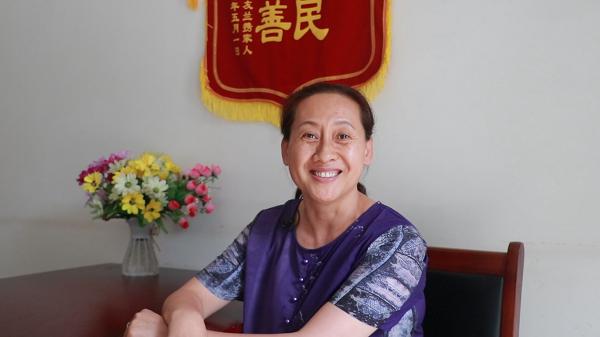 【郑州故事】滑文英:唤起更多社会力量,全心全意为老人服务