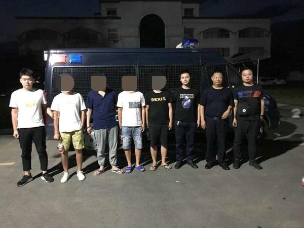 落网16人、冻结资金300万元——新野县公安局打掉一起跨境赌博犯罪团伙