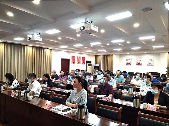 郑州市统一战线举办《民法典》专题辅导报告会