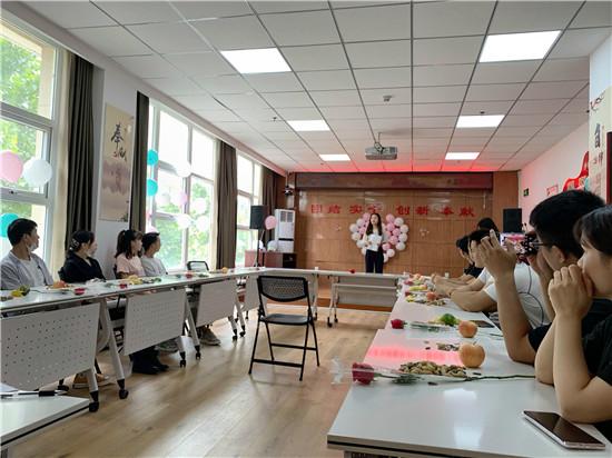 南阳路街道党群服务中心举办七夕特别活动