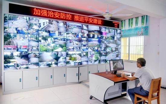 正阳县永兴镇:平安建设保平安