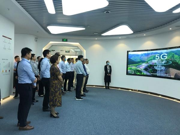 抢抓时代新机遇 培育发展新动能——南阳宛城区强力推动5G+大数据园区建设