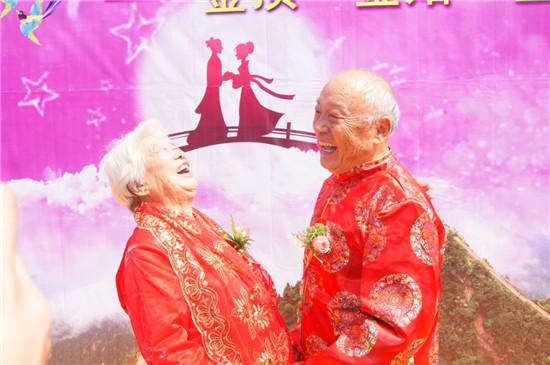 七夕节打卡老君山,一起为爱加满分!