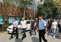 郑州市国基路街道办事处: 现场视察找差距 立行立改促提升