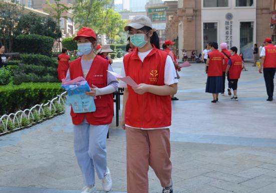郑州市文化路街道党工委:崇尚节俭 反对浪费 我们在行动