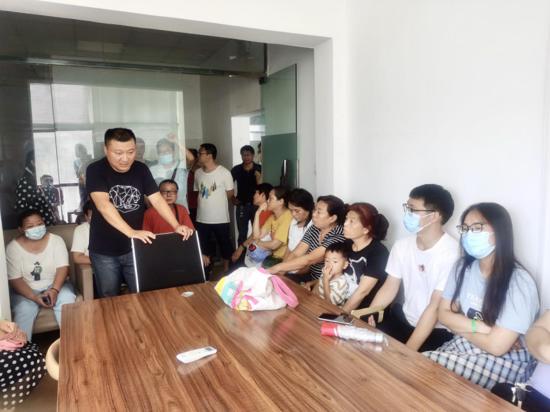 """郑州南阳路街道:党建引领小区改造,""""温情议事""""把居民群众迎进门"""