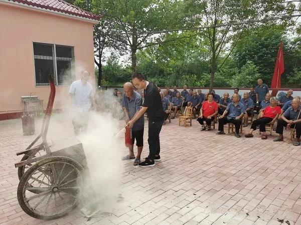 南阳消防救援支队多种举措做好养老服务机构消防安全工作