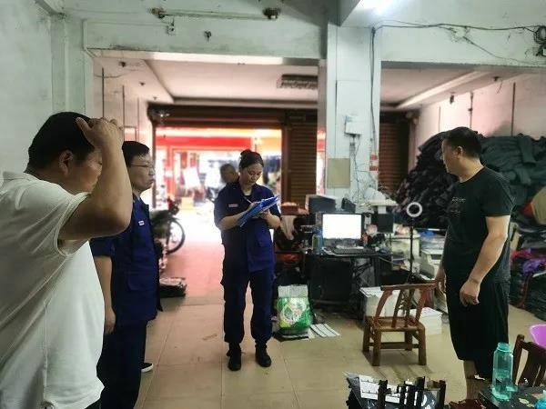 """南阳消防救援支队整合多方力量 全面防治""""多合一""""场所消防安全隐患"""