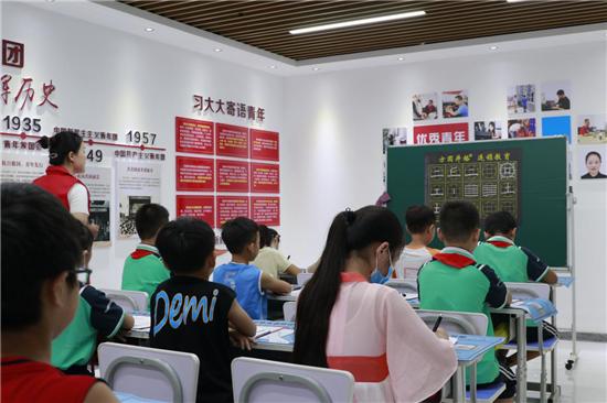 """汤阴城关镇新时代文明实践所:为幸福""""加码"""" 打通服务群众的最后一公里"""