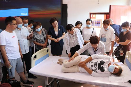 让特困老人生活更幸福,周口太康民政局培训320名集中供养机构养老护理员
