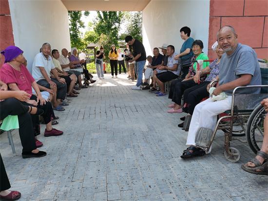 【全面小康•一个都不能少】姬庄居村联养点:让特困老人笑开颜是我们追求的目标