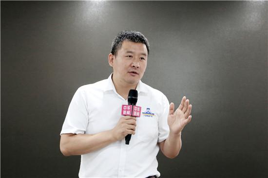 为企业赋能 金狮维商学院开课 豫之星董事长李国建重磅开讲