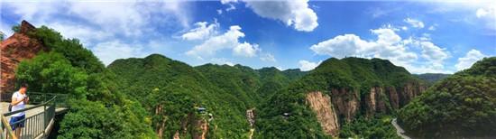 """""""嵩县"""" ,""""瀍河""""听好了, 龙潭大峡谷九月份的免票轮到你们了"""