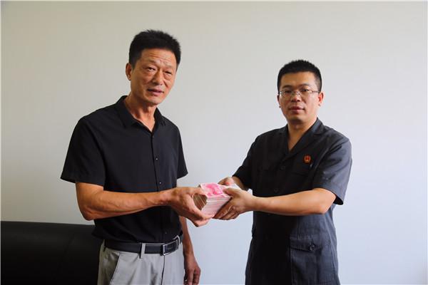 镇平县法院:持续优化营商环境 原被告双双点赞