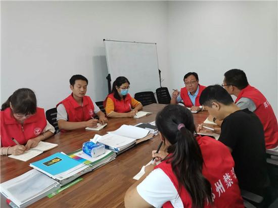 在郑州 禁毒社工正用另一种方式演绎着英雄故事