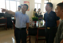 河南省唐河县城郊乡:省电信公司开展扶贫专项监督检查