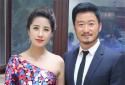影星李凤鸣、吴京惊艳亮相第十五届长春电影节绿毯