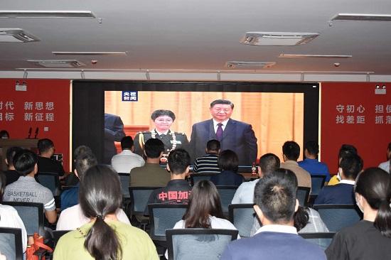 郑州管城区委统战部联合北下街街道党工委组织新的社会阶层代表人士共同开展爱国主义教育活动