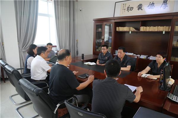 镇平县法院:推进破产案件审理 为优化营商环境加力