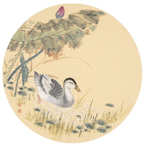 柔情系生灵 健笔写风骨——郭山军国画鹅系列作品赏析