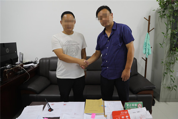 河南内乡:人性化执法助力企业渡难关