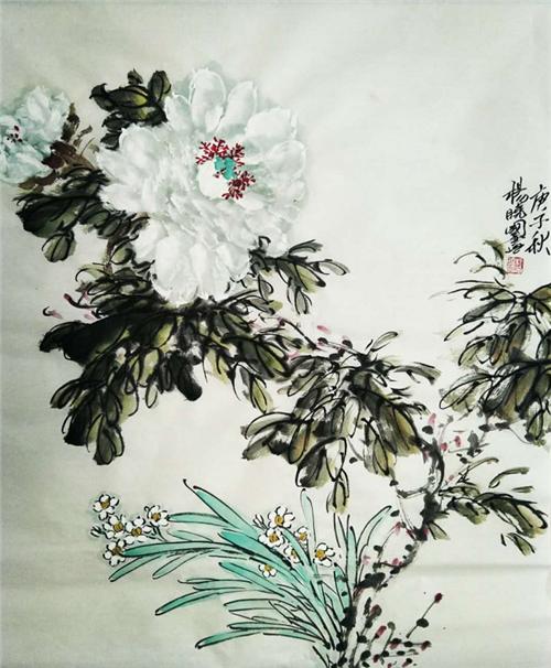 清逸安闲 妙笔生花 ——画家杨晓国作品欣赏