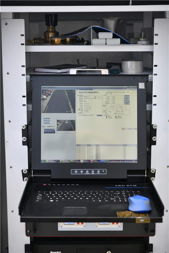 0.7秒完成汽车尾气排放多通道监测 河南计量实现环境检测技术突破