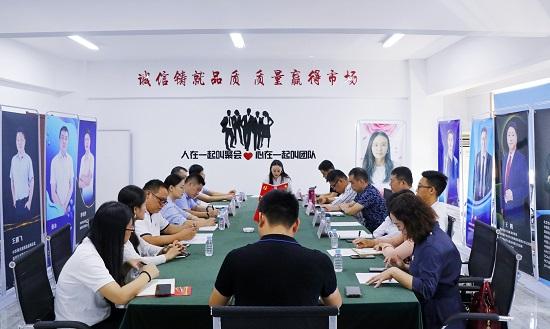 郑州高新区、经开区新联会联合开展交流学习座谈会